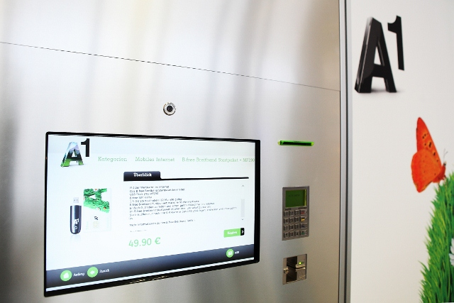 cross selling with a fully automated convenience store