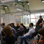 presentation at Vendexpo 2013 in Moscow Russia about automated retail stores