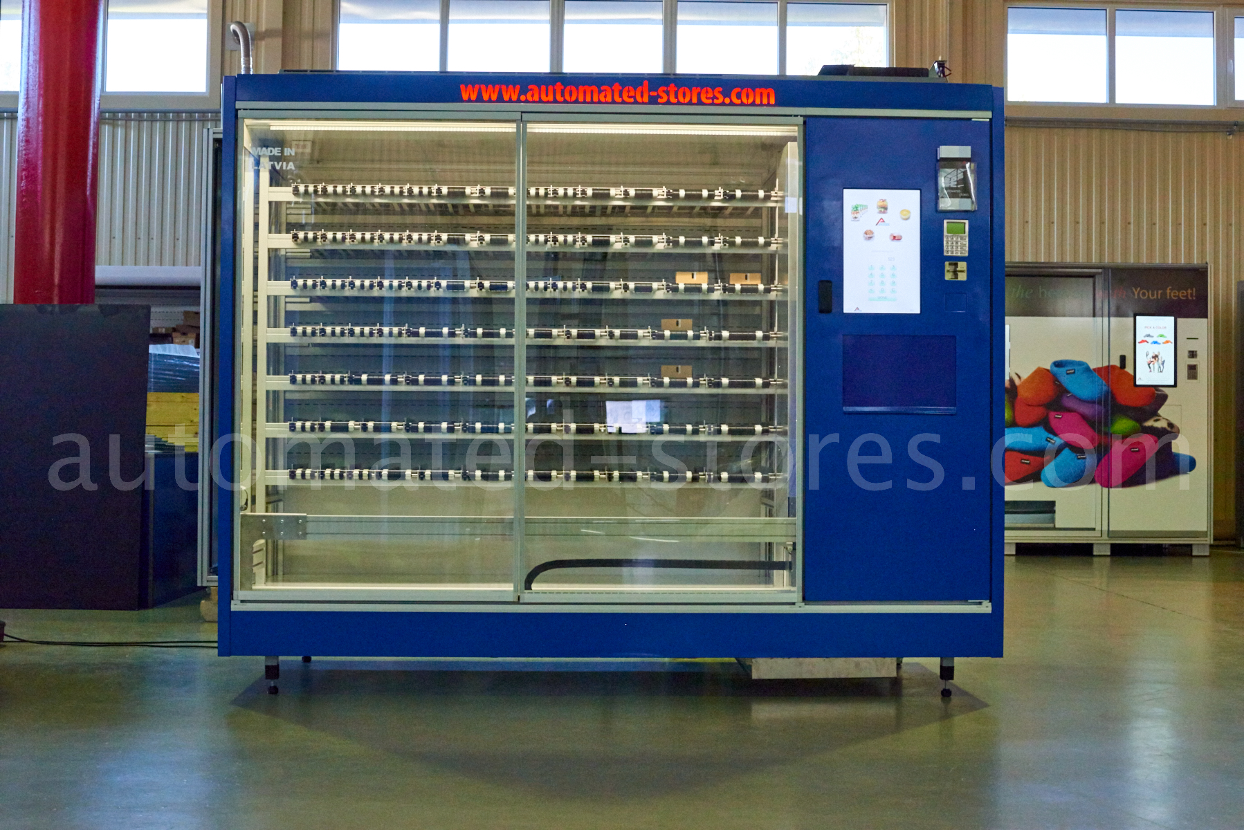 Automated stores